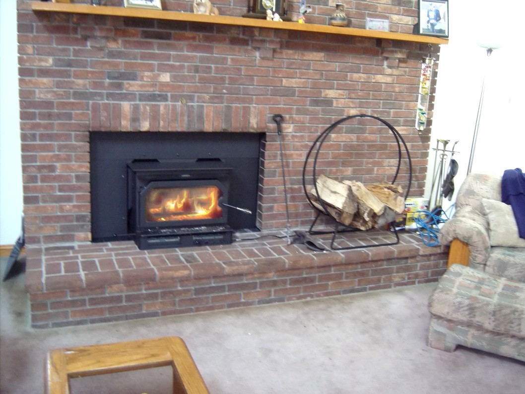 Fireside Stove Country Legacy C260 Wood Stove Insert