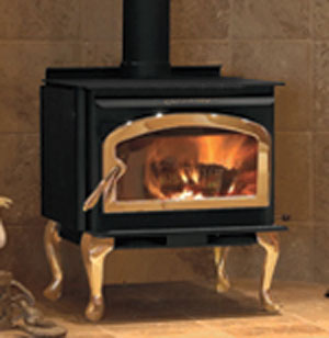 Fireside Stove - Country Striker S160 Free Standing Wood Stove