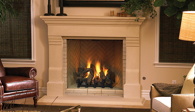pellet stove hearth gate